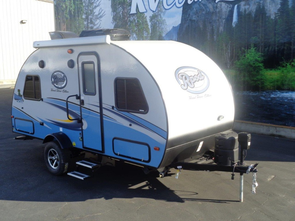 Forest River RPod Travel Trailer