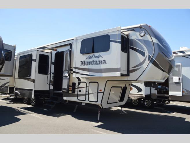 Paul Evert's Used Fifth Wheels For Sale Keystone Montana