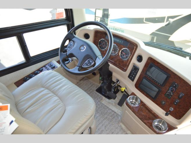 Paul Evert's RV Country Milton, OR Location Driver's Seat