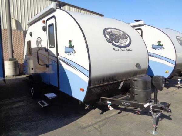 Forest River RV R-Pod travel trailer