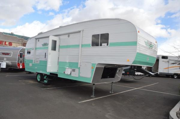 Riverside RV Retro travel trailer