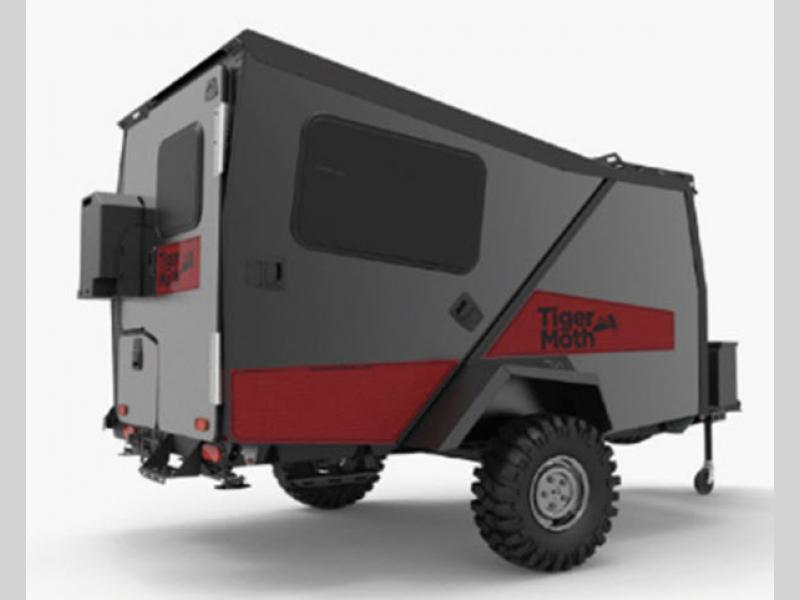 TAXA Outdoors TigerMoth travel trailer
